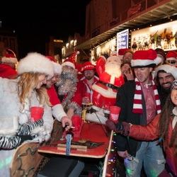"""2012 Santa Crawl • <a style=""""font-size:0.8em;"""" href=""""http://www.flickr.com/photos/42886877@N08/8289647394/"""" target=""""_blank"""">View on Flickr</a>"""